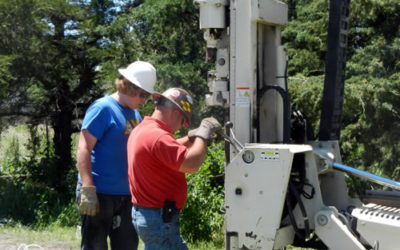 Partnership of UNL, Private Firm Works to Clean Contaminated Groundwater